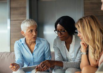 workshop diverse women retreat